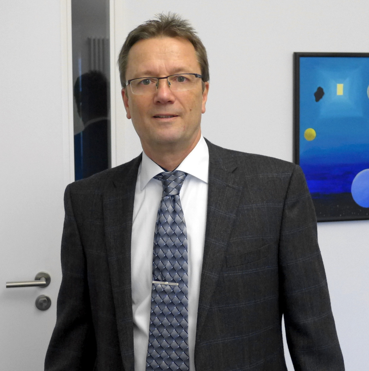 Managing director Martin Paulus